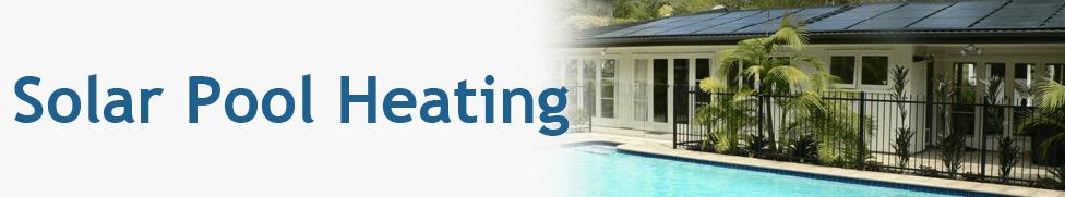 Orlando FL Solar Pool Heater Banner