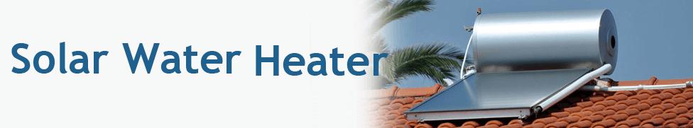 Orlando Solar Water Heater Banner