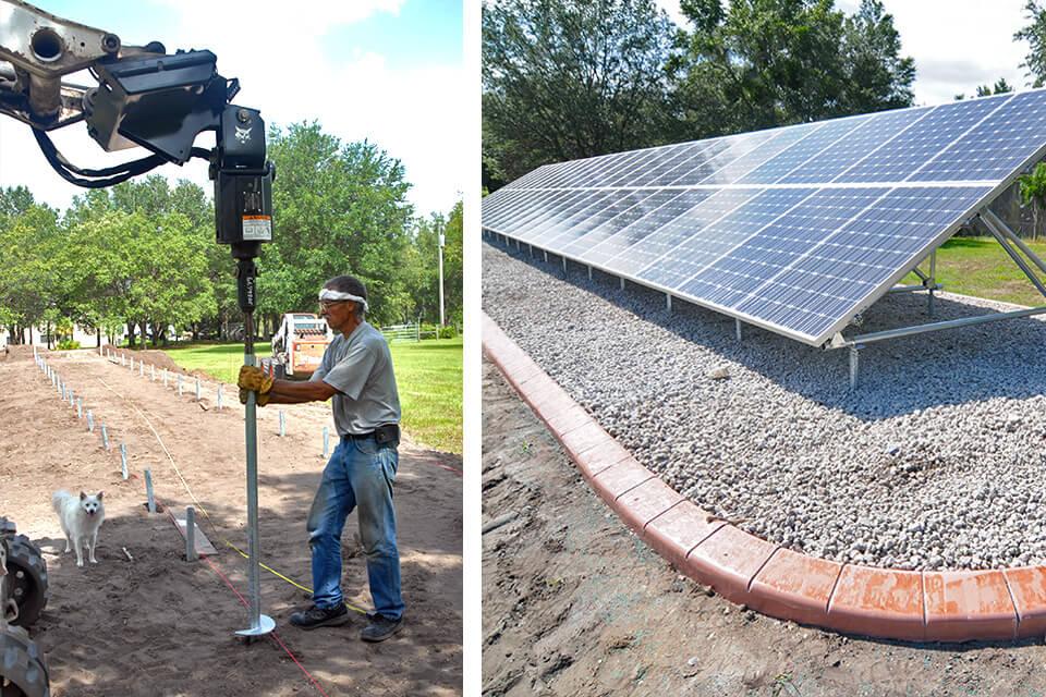 Orlando FL Solar Residential American USA