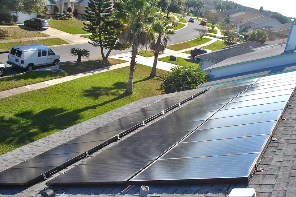 Orlando Solar Residential Energy
