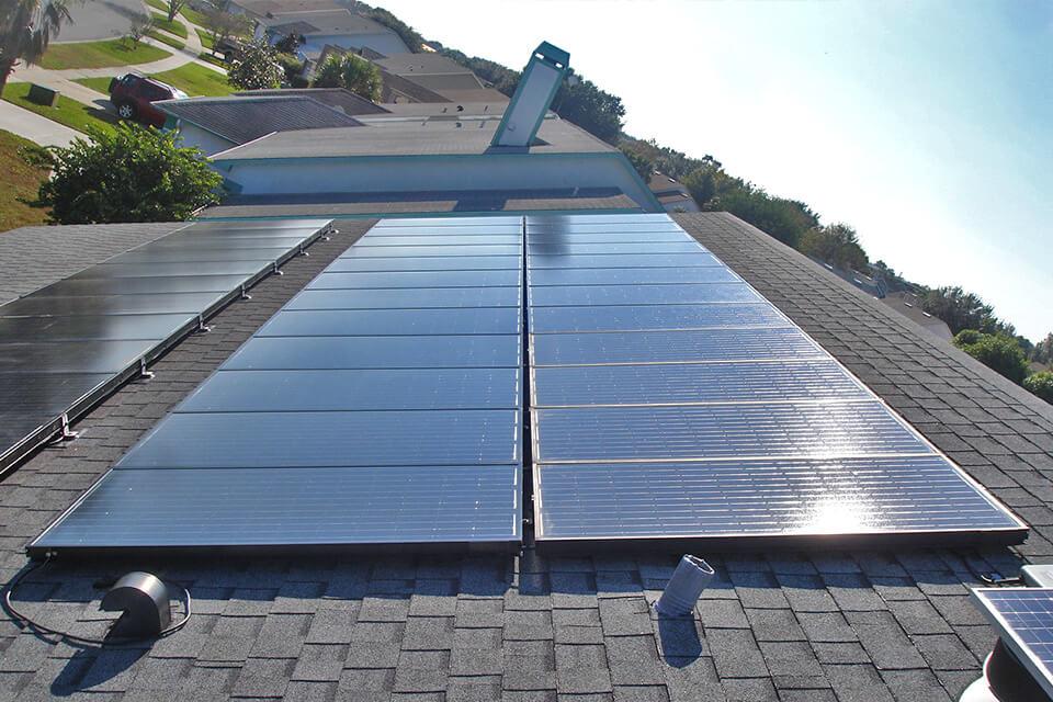 Orlando Florida Solar Residential Home Save Energy