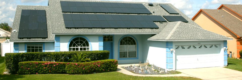 Residential 12 KW roof mount installation in Orlando, FL