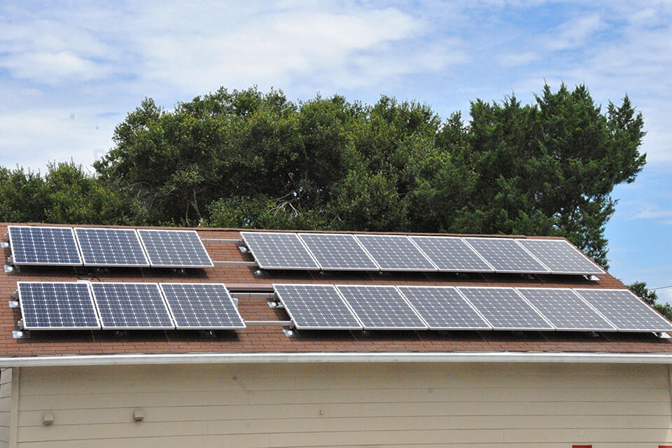 Florida Solar Roof for Residential Photovoltaic Solar System