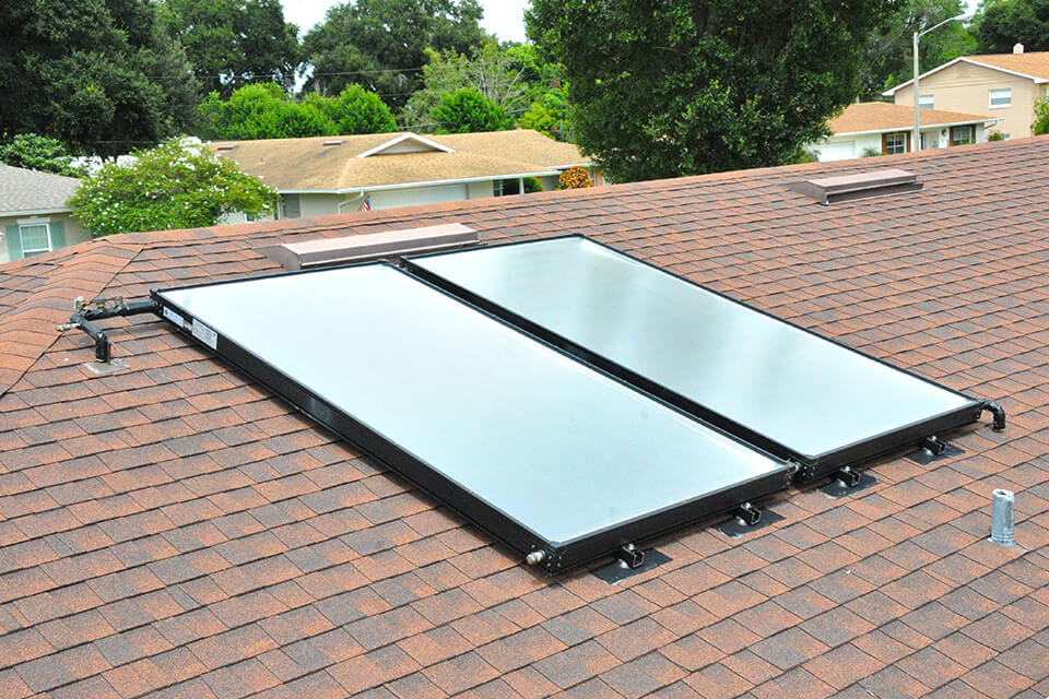 Florida Solar Water Heater for Residential