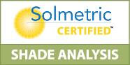 Certified Shade Analysis Logo