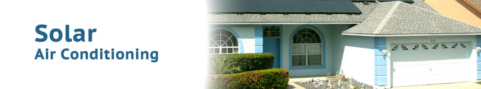 Orlando Solar Air Conditioning